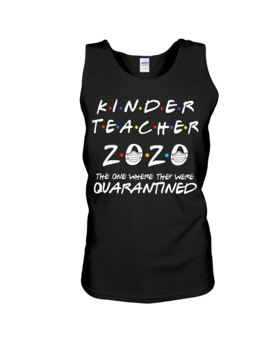 Kinder Teacher 2020
