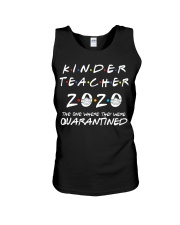 Kinder Teacher 2020 Unisex Tank thumbnail