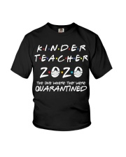 Kinder Teacher 2020 Youth T-Shirt thumbnail