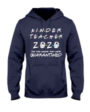Kinder Teacher 2020 Hooded Sweatshirt thumbnail