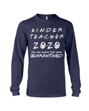Kinder Teacher 2020 Long Sleeve Tee thumbnail