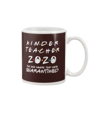 Kinder Teacher 2020 Mug thumbnail