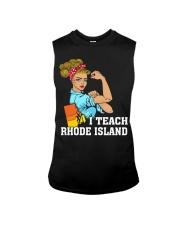 I TEACH RHODE ISLAND Sleeveless Tee thumbnail
