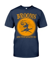 Brooms Are For Amateurs Classic T-Shirt tile