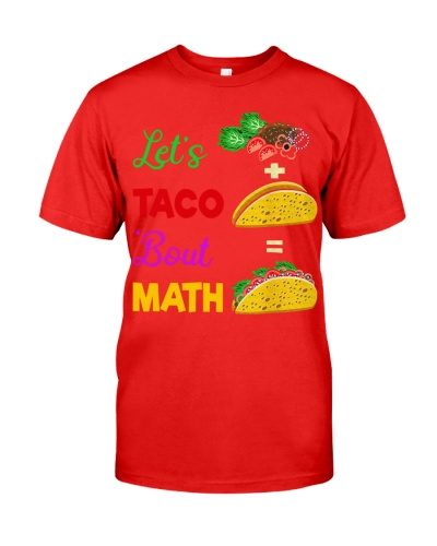 LET'S TACO 'BOUT MATH