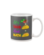 LET'S TACO 'BOUT MATH Mug tile