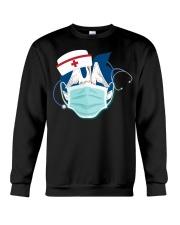 Louisiana Nurses Crewneck Sweatshirt thumbnail