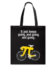 Math Pi Tote Bag tile