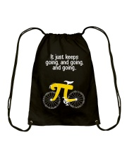 Math Pi Drawstring Bag thumbnail