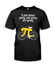 Math Pi Classic T-Shirt front