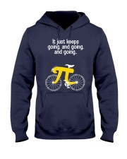 Math Pi Hooded Sweatshirt thumbnail