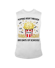 POPPING RIGHT THROUGH 100 DAYS OF SCHOOL Sleeveless Tee thumbnail
