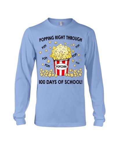 POPPING RIGHT THROUGH 100 DAYS OF SCHOOL