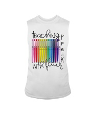 Teaching Pre-K With Flair Sleeveless Tee thumbnail