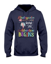 Kindergarten where the Adventure Begins Hooded Sweatshirt thumbnail