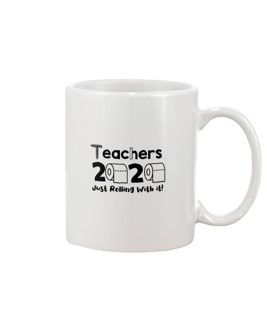 Teachers 2020 just rolling with it Mug