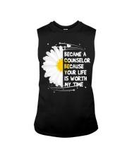 I became a Counselor Sleeveless Tee thumbnail