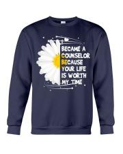 I became a Counselor Crewneck Sweatshirt thumbnail