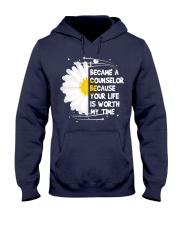 I became a Counselor Hooded Sweatshirt thumbnail