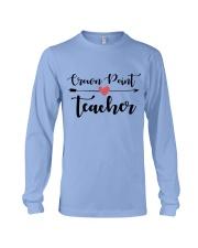Crown point Teacher Long Sleeve Tee thumbnail