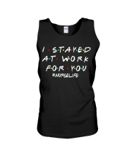Nurselife Unisex Tank thumbnail