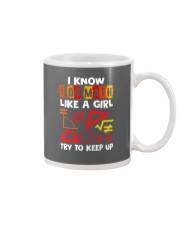 I know i do math like a girl Mug thumbnail