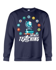 Infinity Teaching Crewneck Sweatshirt thumbnail