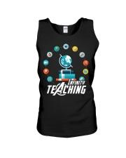 Infinity Teaching Unisex Tank thumbnail
