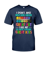 Great Art Kids Classic T-Shirt tile