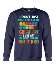 Great Art Kids Crewneck Sweatshirt thumbnail