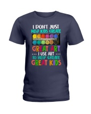 Great Art Kids Ladies T-Shirt thumbnail