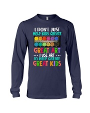 Great Art Kids Long Sleeve Tee thumbnail