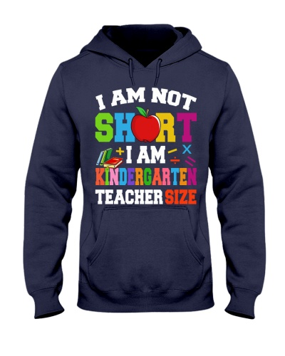 I AM KINDERGARTEN TEACHER SIZE