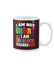 I AM KINDERGARTEN TEACHER SIZE Mug thumbnail