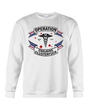 Operation endurring clusterfuck Crewneck Sweatshirt thumbnail