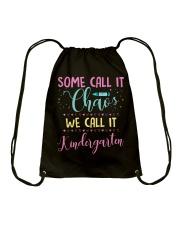 we call it kindergarten Drawstring Bag thumbnail