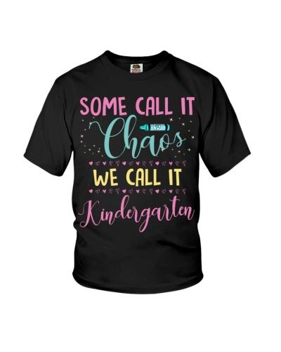we call it kindergarten