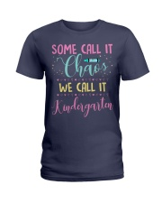 we call it kindergarten Ladies T-Shirt thumbnail