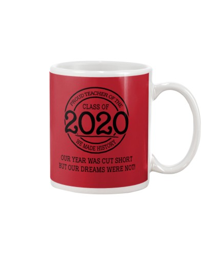 Proud Teacher 2020