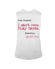 Sincerely Offended Nurse Sleeveless Tee thumbnail