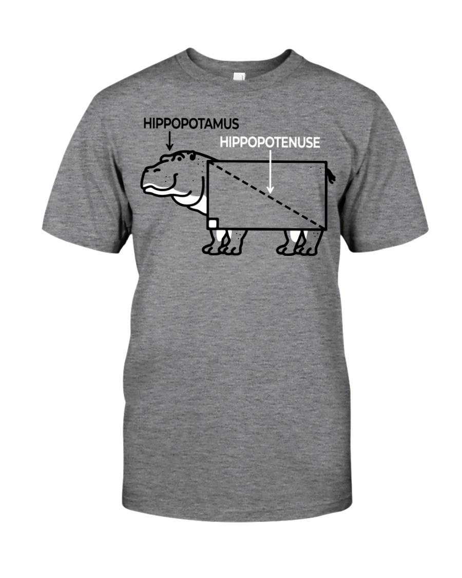 HIPPOPOTAMUS SHIRT Classic T-Shirt