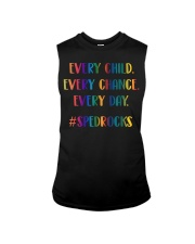 EVERY CHILD EVERY CHANCE EVERY DAY Sleeveless Tee thumbnail