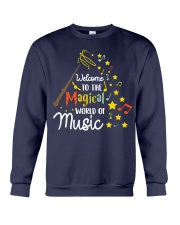 WELCOME TO THE MAGICAL WORLD OF MUSIC Crewneck Sweatshirt thumbnail