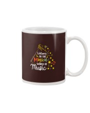 WELCOME TO THE MAGICAL WORLD OF MUSIC Mug thumbnail