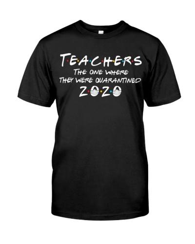 Teachers were Quarantined 2020
