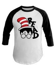 Read Baseball Tee tile