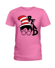 Read Ladies T-Shirt thumbnail