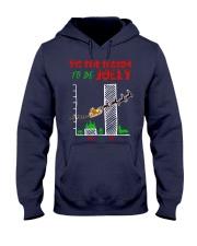 TIS THE SEASON TO BE JOLLY Hooded Sweatshirt thumbnail
