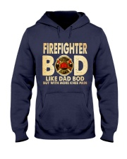 Firefighter Bod Hooded Sweatshirt thumbnail