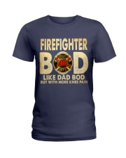 Firefighter Bod Ladies T-Shirt thumbnail